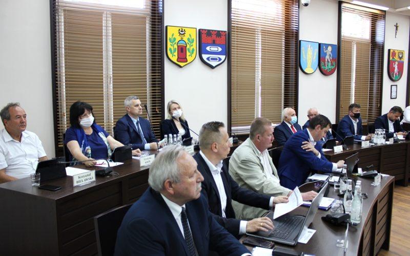 Absolutorium dla Zarządu Powiatu Dzierżoniowskiego