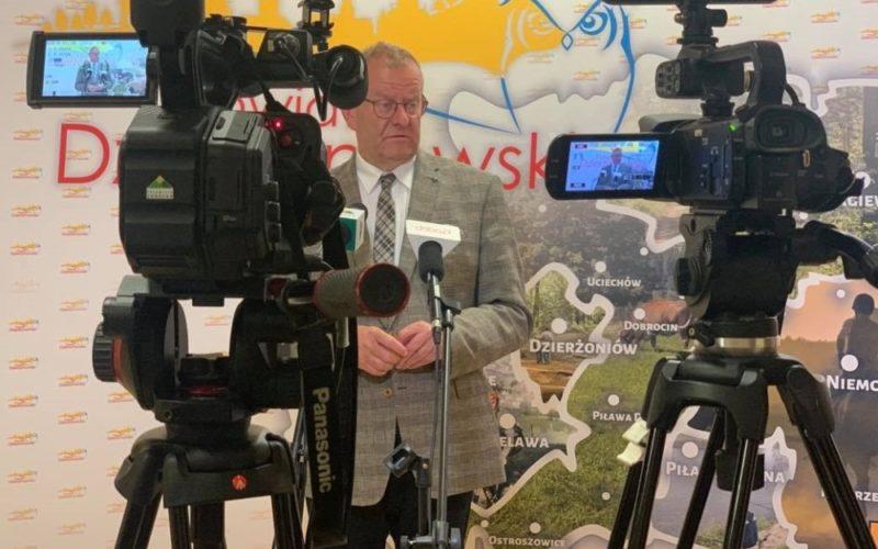 Starosta zamyka składowisko odpadów w Dzierżoniowie