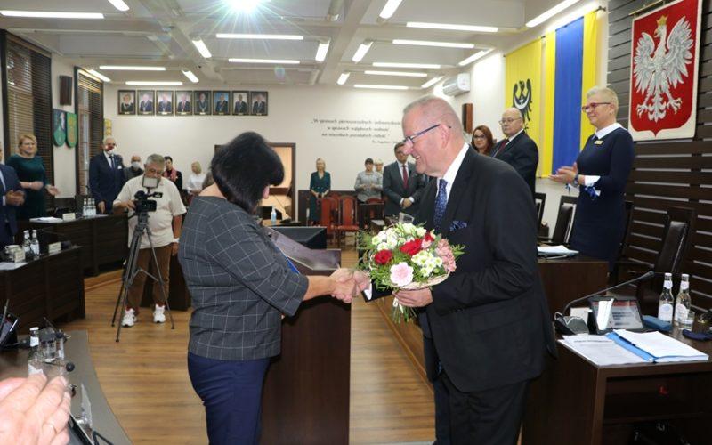 Sesja Rady Powiatu Dzierżoniowskiego